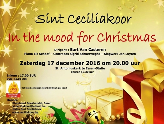 in the mood for christmas 2016